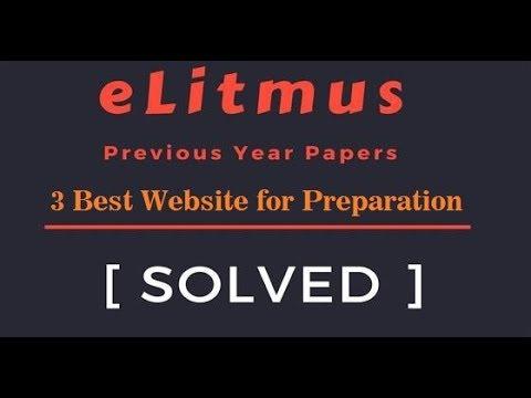 Elitmus Preparation with 3 Best Websites