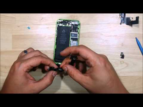 iPhone 5s Charge Port repair - Speaker - Mic - Headphone jack