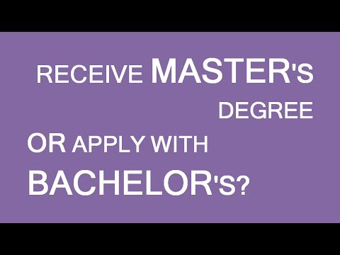 Apply for immigration to Canada with Bachelors, or take Masters first? LP Group Canada