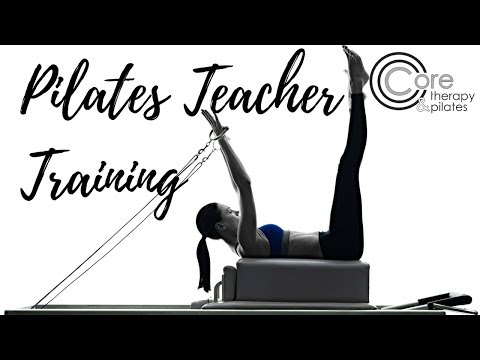 Learn Why You Should Get Certified To Teach Pilates...