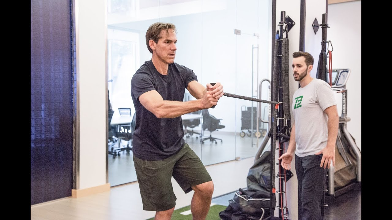 TB12 Home Turf Workout #6: Golf Power Training