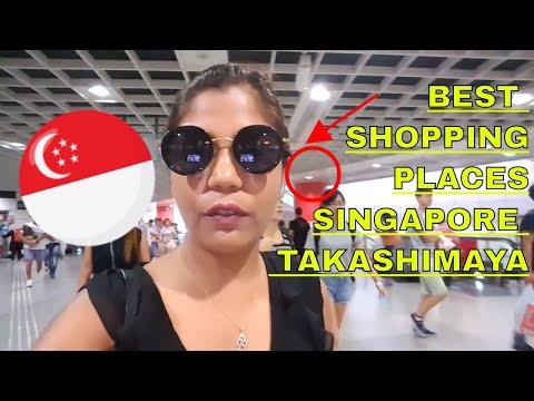 Takashimaya Singapore Vlog | SuperPrincessjo