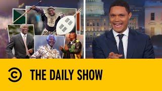 The Roast Of Barack Obama | The Daily Show With Trevor Noah