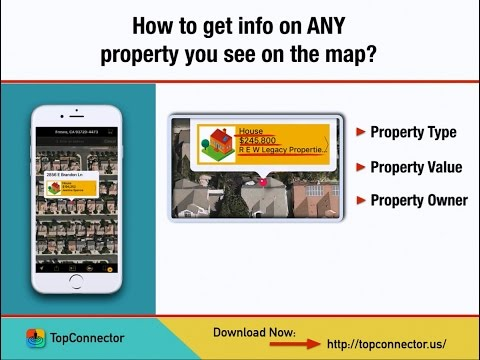 TopConnector: Property & Demographic Data