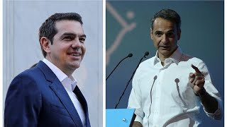 Watch live: Greece Elects 2019 - PM-elect MItsotakis says will 'change Greece'