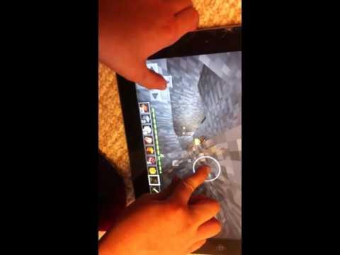 Survival Let's Play Ep. 2 - Diamond sword - Minecraft PE (Pocket Edition)