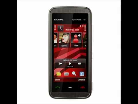 Nokia 5800 Xpressmusic vs Nokia 5530 Xpressmusic AWESOME ! WITH PRICE !!