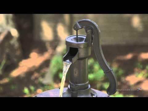 Rushmore 3-Tier Barrel Garden Fountain - Product Review Video