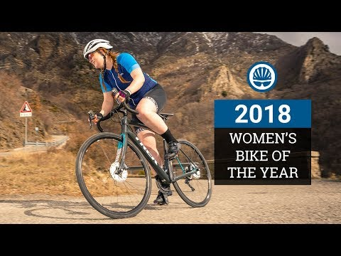 Trek Domane SL6 - Women's Road Bike of the Year Winner 2018