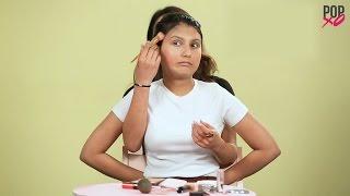 Cherry And Rajeshwari Take On The Not My Arms Challenge - POPxo