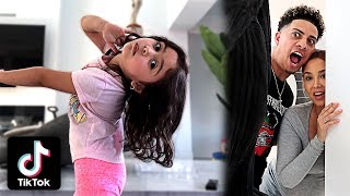 WE CAUGHT ELLE DOING THIS!!! **ONLY 3 YEARS OLD**