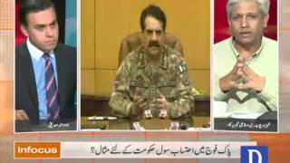 Watch Pakistani Talk Show Infocus on Dawn News – 21st April 2016