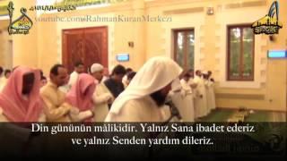 Yok böyle bir kıraat!  Mansur al Salimi منصور السالمي