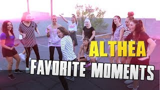Althea Strydom Favorite Moments