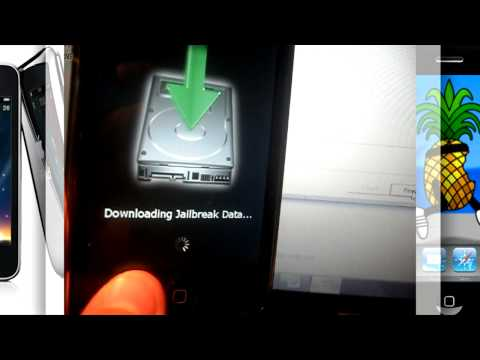 Jailbreak iPod Touch 1st and 2nd Gen (Non-MC Model) with redsn0w!!!