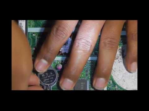 Asus Netbook Black Screen No Boot