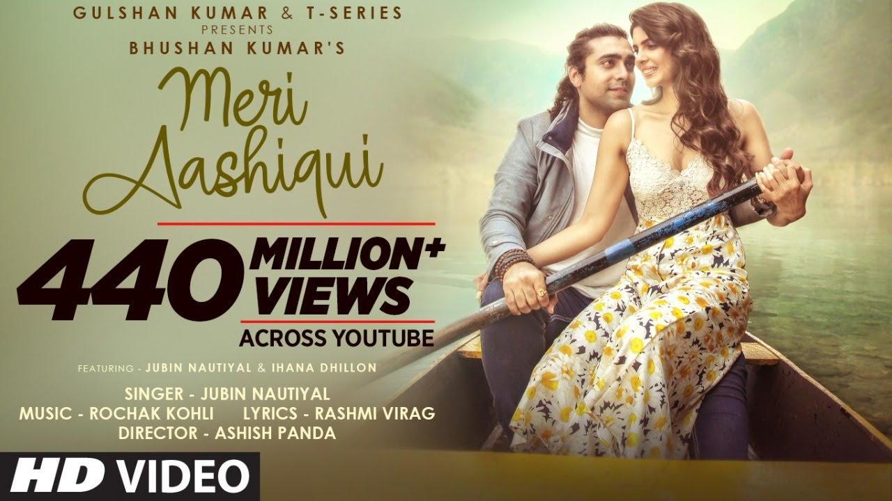 Meri Aashiqui Song | Rochak Kohli Feat. Jubin Nautiyal | Ihana D | Shree Anwar Sagar | Bhushan Kumar
