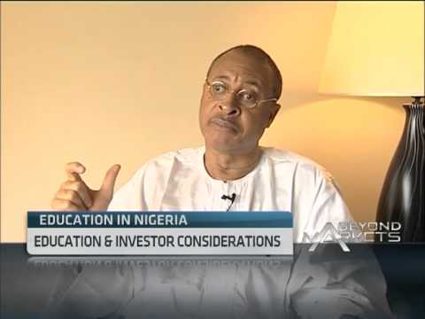 Education in Nigeria with Patrick Utomi