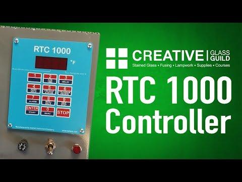 Kiln Controller - RTC 1000