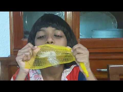 DIY Bubble Wand | how to make bubbles 7 Years Old Raisha |