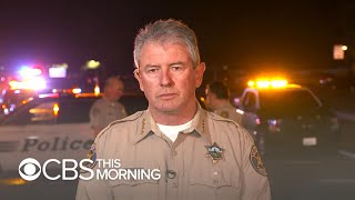 "Sheriff describes ""horrific"" scene inside California bar after mass shooting"