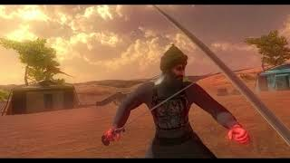 VR Sword Fight Game