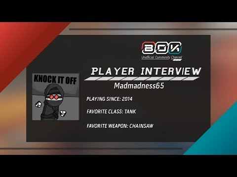 Madmadness65 Interview - BOK Unofficial Community Channel (Portuguese CC)