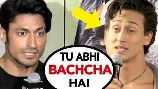 Tiger Shroff Gets ANGRY after Vidyut Jamwal INSULTS his Fighting Skills!