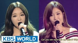 Davichi - It's Okay, It's Love / Cry Again [Yu Huiyeol's Sketchbook]