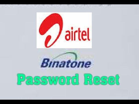 Airtel - Beetel, Binatone Wifi Password changing procedure