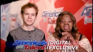 Finalists Chase Goehring And Kechi Want You To Audition For AGT - America