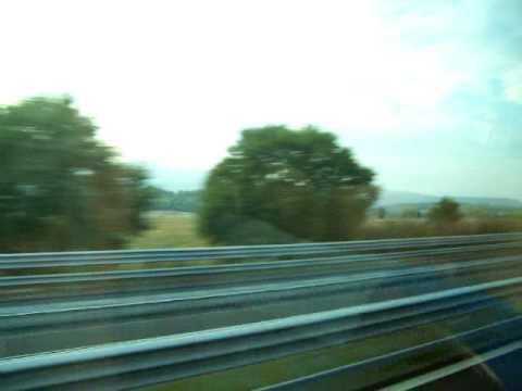 Bus Rome to Montecatini Italy