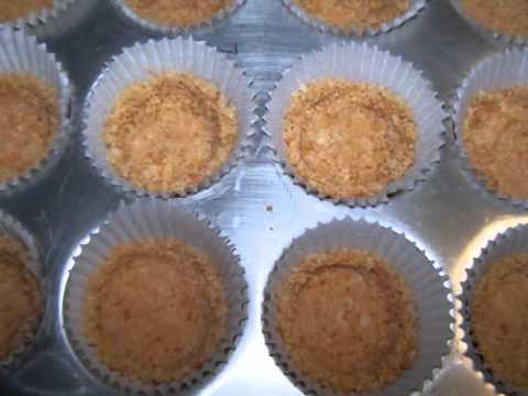 No Bake Mini Strawberry Cheesecakes Recipe