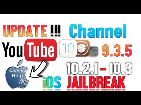 UPDATE on The Channel, iOS 10.2.1, 10.3, 9.3.5 Jailbreak, WWDC & More !!!
