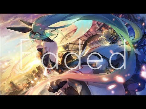 Nightcore - Faded (Meme)