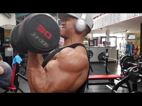 Blasting Shoulders