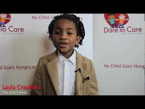 Celebrities Speak Out - STOP Childhood Hunger in the U.S. - Dare to Care!