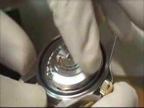 Inside The Rolex Watch Datejust