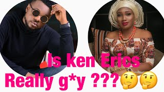 What really happen to ken Erics marriage