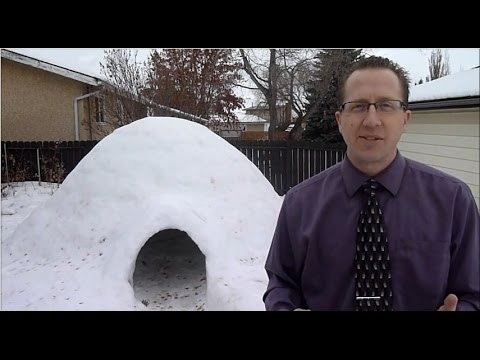 5 Tips to Build a Successful Igloo!