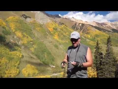 Montezuma Mine, Colorado. Gold Rush Expeditions, 2014