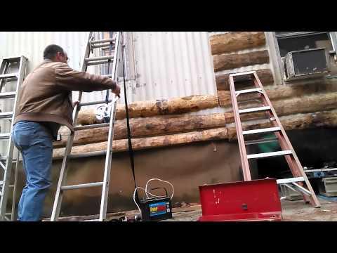 Sawmill Slab Siding