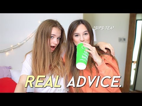 Fake friends, popularity and boys? | REAL High School Advice