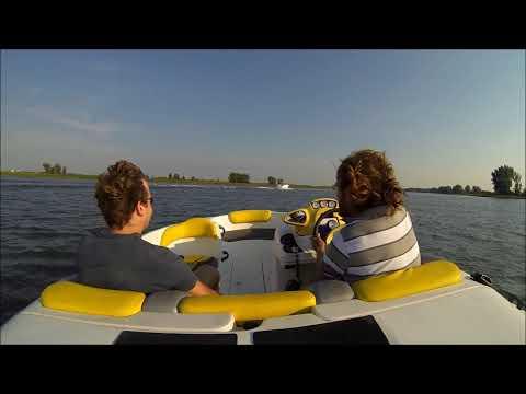 Jet Boat Seadoo Fun Ride Seadoo Speedster