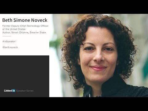 LinkedIn Speaker Series: Beth Simone Noveck