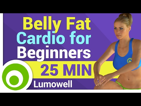 Cardio Workout to Lose Belly Fat for Beginners