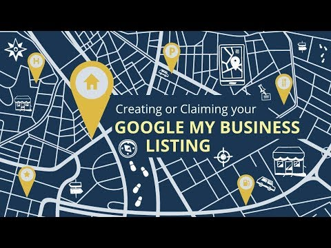 How to Create and Claim your Google My Business Listing