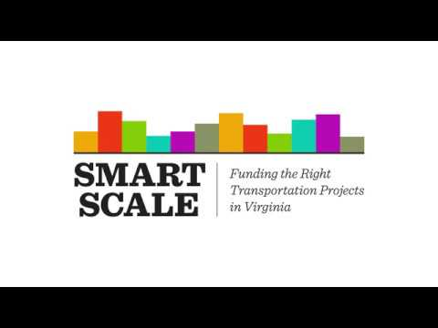 SMART SCALE: Pre-Application Refresher and Full Application Training – February 27, 2018