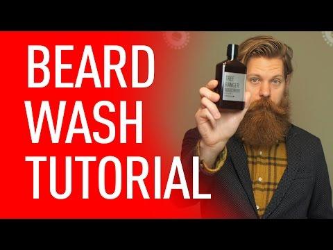 How To Use Beard Wash & Softeners | Eric Bandholz