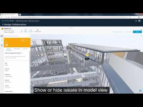 BIM 360 Design: Issues Updates